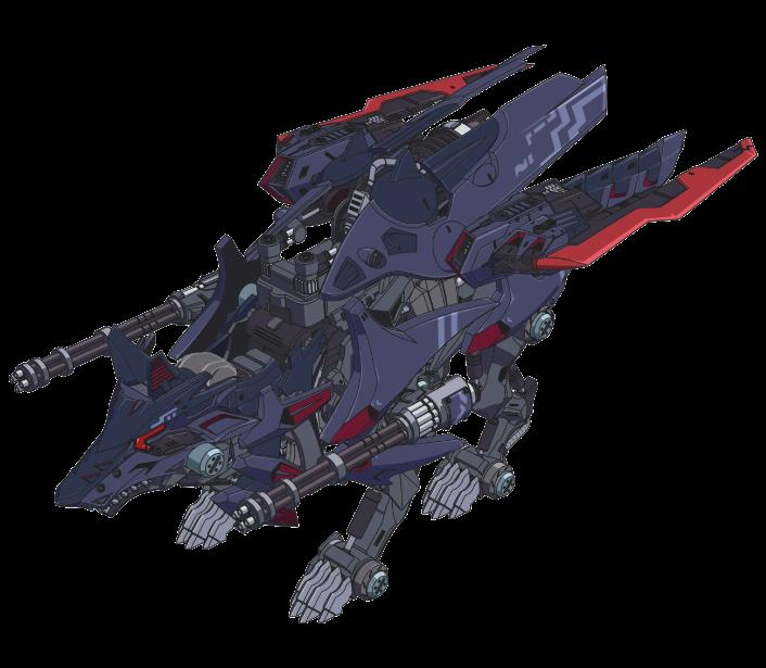 ハンターウルフ(スピーゲル機)
